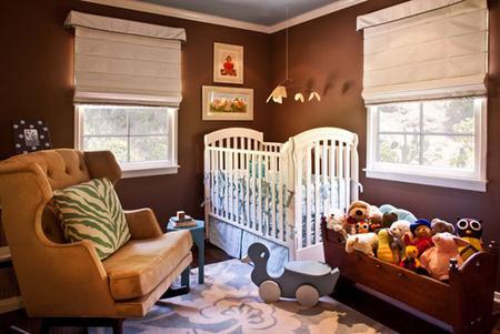 نظم دادن به اتاق کودک,نظم بخشیدن به دکوراسیون اتاق کودک