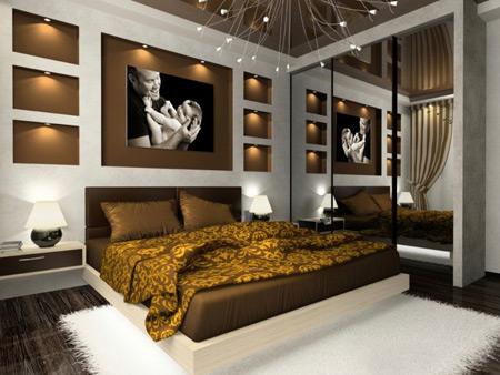 تخت خواب دو نفره شیک,تخت خواب دو نفره,سرویس تخت خواب دو نفره