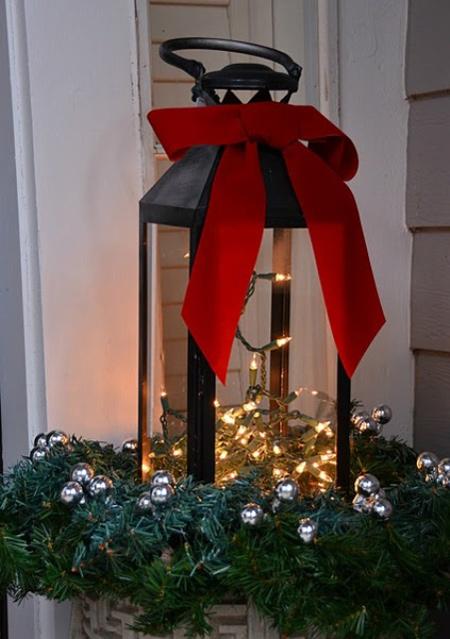 نورپردازی خانه,نورپردازی و تزیینات کریسمس