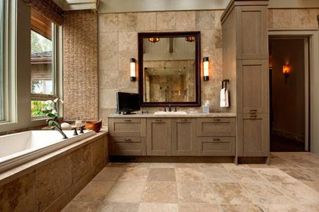 سنگ های مناسب حمام,زیباترین سنگ های حمام