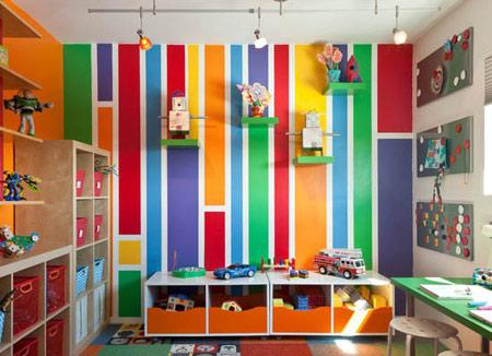 منظم کردن اتاق خواب کودک,نحوه مرتب کردن اتاق کودکان