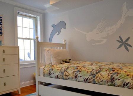 نکاتی برای نظم دادن سریع اتاق کودک, منظم کردن اتاق خواب کودک