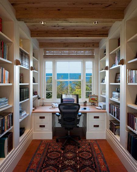 اتاق های کار ایده آل, دکوراسیون اتاق های کار