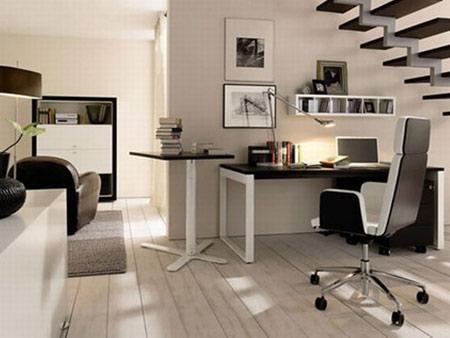 دکوراسیون و چیدمان اتاق کار, طراحی اتاق کار