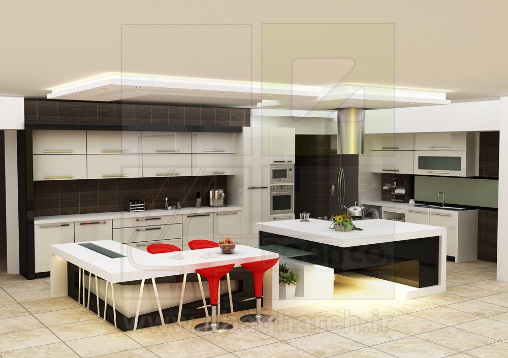 طراحی داخلی مسکونی (۱)