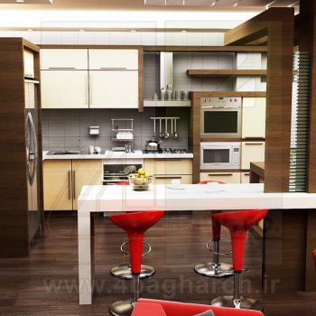 طراحی داخلی مسکونی (۲)