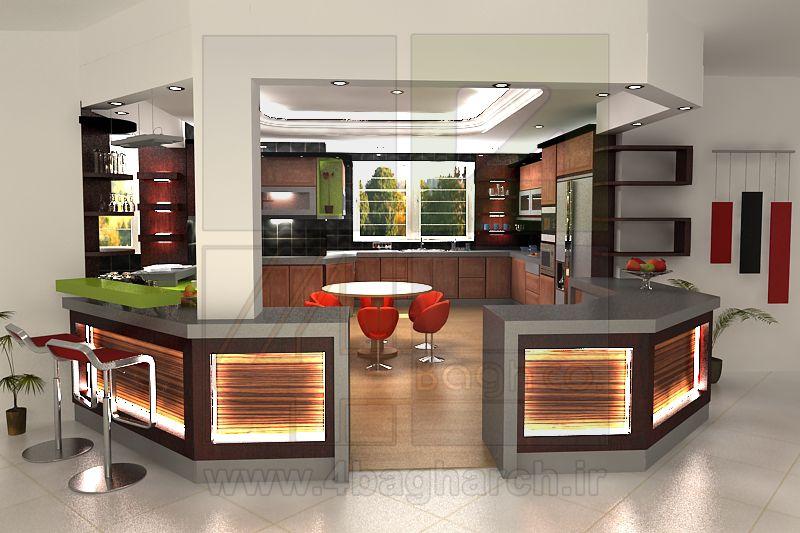 طراحی داخلی مسکونی (۷)