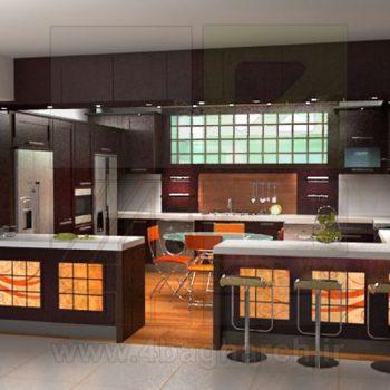 طراحی داخلی مسکونی (۶)