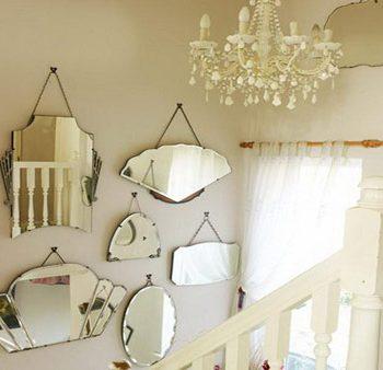 توصیههای فنگ شویی در مورد آینه ها در منزل !!