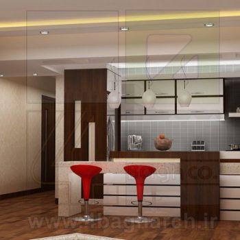 طراحی داخلی مسکونی (۱۱)