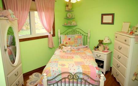 نکاتی برای دکوراسیون اتاق خواب, تکنیک های چیدمان اتاق خواب کودک