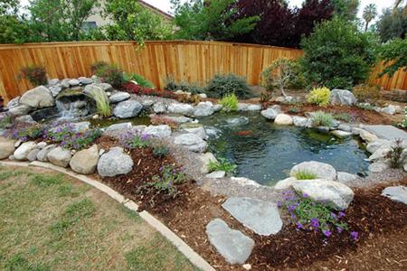 طراحی حیاط خلوت,طراحی فضای سبز خانه