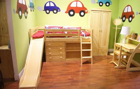 آشنایی با دکوراسیون اتاق کودک, چیدمان اتاق خواب کودک