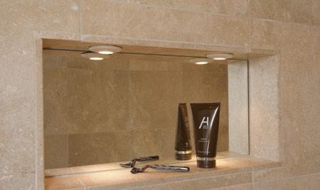طراحی وان در حمام, طراحی روشویی دستشویی