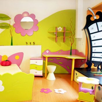 آشنایی با چیدمان و دکوراسیون اتاق خواب کودک