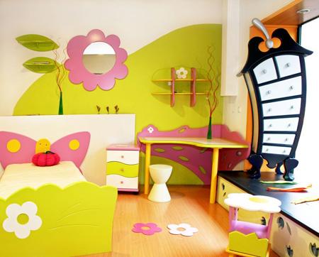 چیدمان و دکوراسیون اتاق کودک,آشنایی با دکوراسیون اتاق کودک