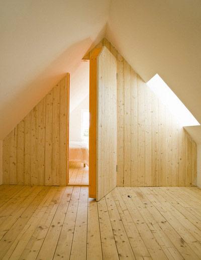 مخفی کردن درهای خانه, دکوراسیون درب های خانه
