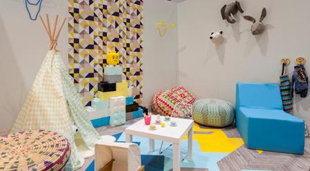موکت های مناسب اتاق کودک, کفپوش های تاتامی مناسب اتاق کودکان