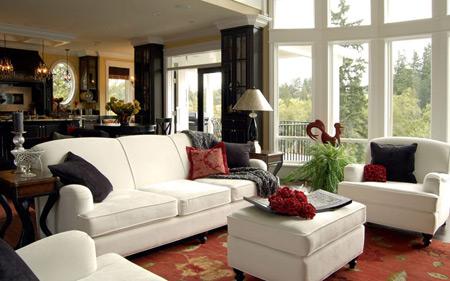 مدل دکوراسیون منزل,طراحی دکوراسیون داخلی منزل,دکوراسیون منزل کوچک