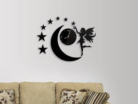 ساعت دیواری فانتزی,ساعت دیواری,مدل ساعت دیواری