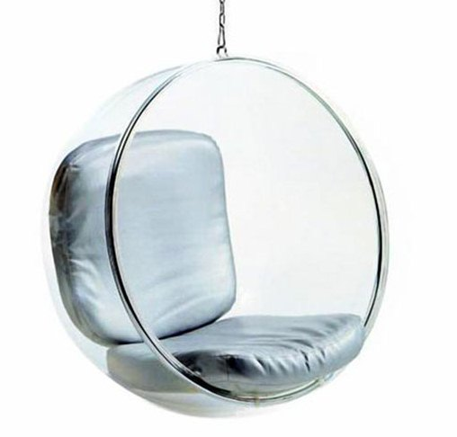 مدل Bubble Chair