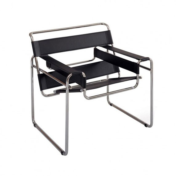 مدل : Wassily Chair معماری : Marcel Breuer