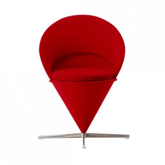 مدل : Cone Chair معماری : Verner Panton