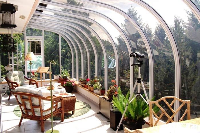 خلاقیت در فضا سازی خارجی منزل