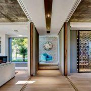 نگاهی به طراحی مدرن ورودی ساختمان