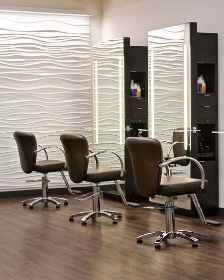 دکوراسیون آرایشگاه شیک, لوکس ترین مدل آرایشگاه