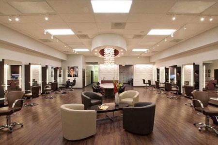 تصاویری از شیک ترین آرایشگاه های زنانه,تصاویر آرایشگاه های زنانه
