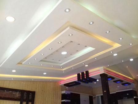 مدل سقف های جدید و مدرن,مزایا و معایب انواع سقف های کاذب