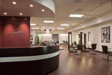 طراحی های زیبای آرایشگاه زنانه, سالن آرایشگاه زنانه