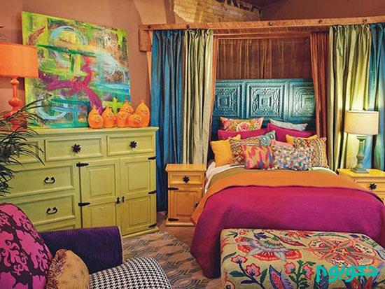 24 قدم برای رسیدن به اتاق خواب محبوبتان