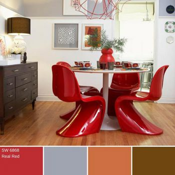 آشنایی با ترکیب رنگ های پاییزی