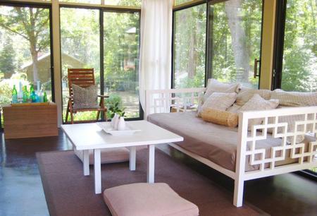 مدل تخت های چوبی,استفاده از تخت های چوبی