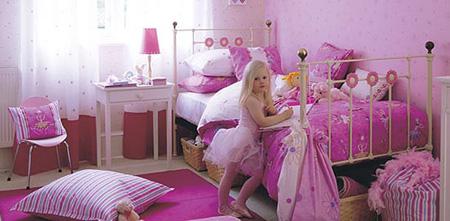 چیدمان اتاق کودک, طراحی اتاق کودک