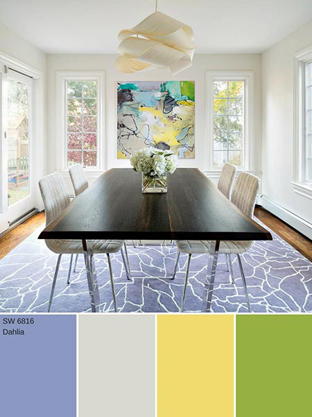 ترکیب های رنگ پاییزی,ترکیب رنگ های پاییزی