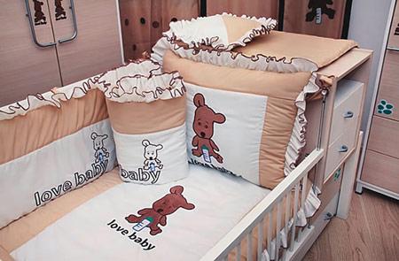 عکس روتختی نوزادی,مدل جدید روتختی نوزادی,مدل سرویس روتختی نوزادی