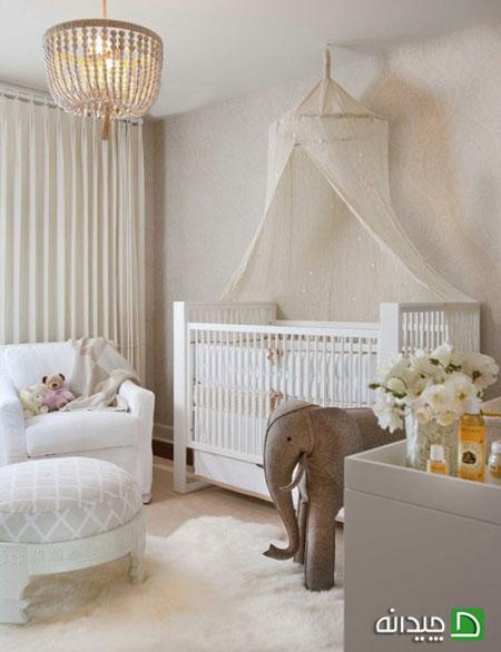 طراحی اتاق نوزاد، 10 راز دکوراسیونی که نمی دانید!