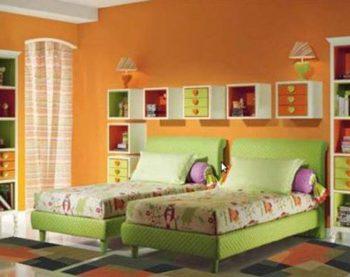 راهنمای انتخاب رنگ اتاق کودک دختر و پسر