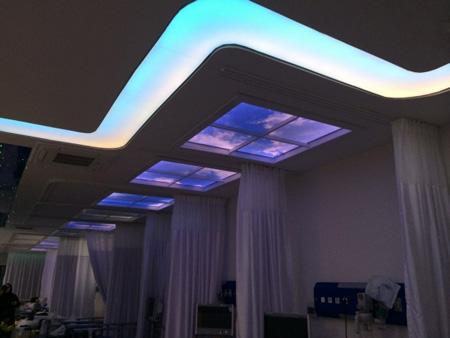 نورپردازی سقف,نحوه نورپردازی سقف