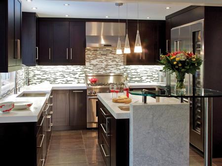 دیزاین آشپزخانه,دیزاین آشپزخانه شیک,دیزاین آشپزخانه جدید