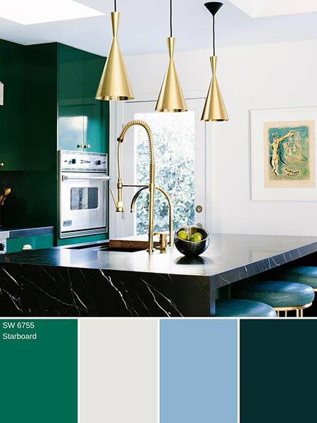 دکوراسیون و چیدمان خانه به رنگ های پاییزی,آشنایی با ترکیب رنگ های پاییزی