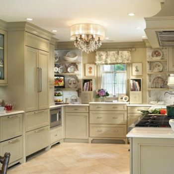 با این لوسترها، آشپزخانه تان را نورانی کنید