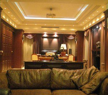 ایده هایی برای نورپردازی سقف برای دکوراسیون داخلی