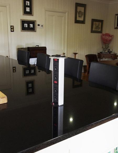 طراحی کابینت آشپزخانه, کشوهای مخفی در کابینت ها
