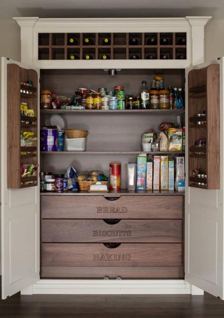 اصول دکوراسیون آشپزخانه,تکنیک های طراحی آشپزخانه