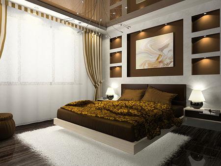 دیزاین اتاق خواب عروس,دیزاین اتاق خواب,بهترین دیزاین اتاق خواب