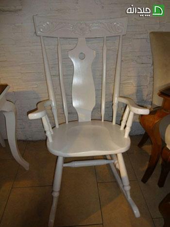 صندلی راک، گهواره آرامش بخش خانه!